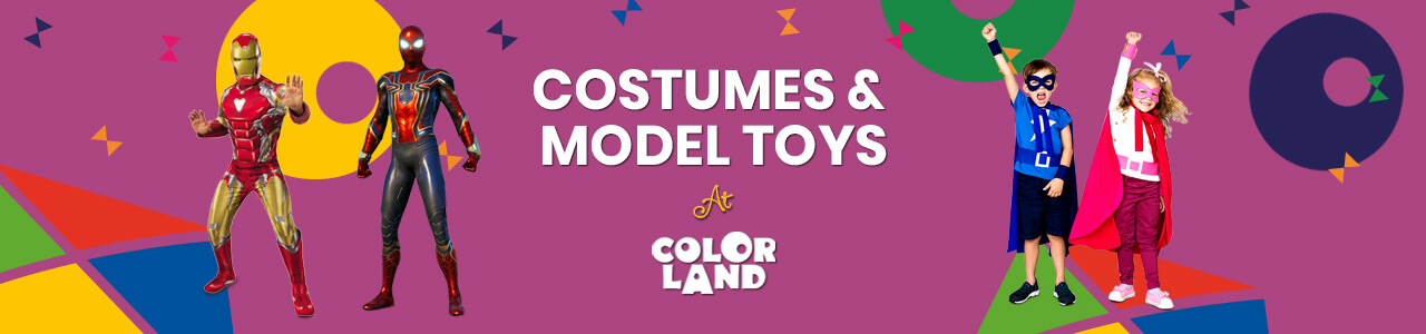 Costumes & Model Toys