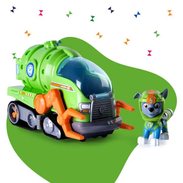 Vehicles & Play Sets