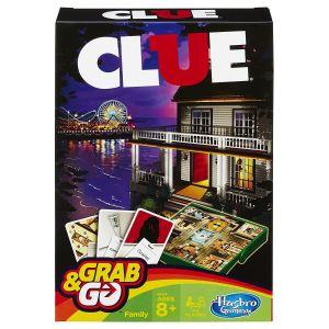Hasbro Cluedo Grab and Go Game B0999
