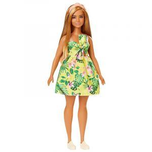 Barbie Fashionistas Curvy Floral Doll Online in UAE