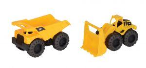 CAT Tough Tracks Rugged Machine Dump Truck