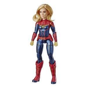 Hasbro Avengers Captain Marvel light and sound 29 cm Online in UAE