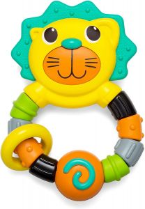 Infantino Bendy Lion Teether IN216274