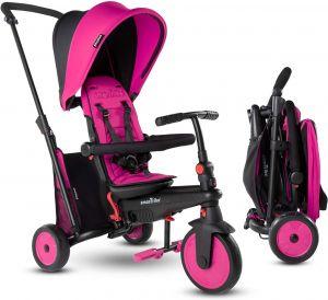 Smart Trike 6-In-1 Foldable Tricycle Stroller Online in UAE