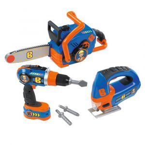 Smoby Bob The Builder 3 Tools Set 360137