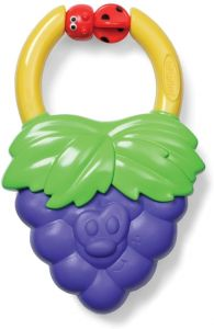 Infantino Vibrating Teether Grape