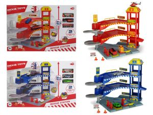 Dickie Toys International Rescue Station Playset Assorted Online in UAE