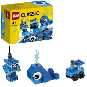 LEGO Classic Creative Blue Bricks Learning Starter Set Online in UAE
