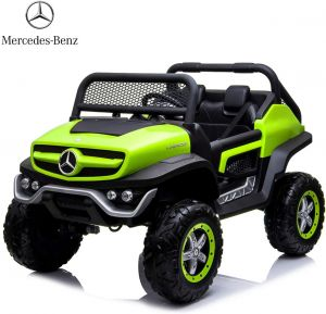 Licenced Mercedes Benz Ride On Car Unimog Jeep with Remote Control