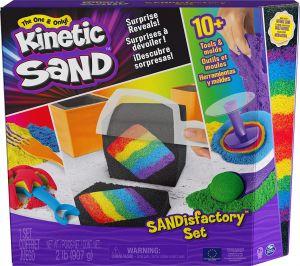 Kinetic Sand Sandisfactory Set 2Lbs 6061654