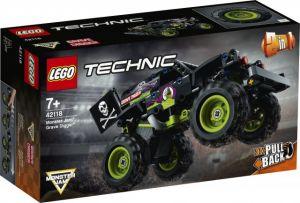 LEGO Technic Monster Jam Grave Digger Online in UAE