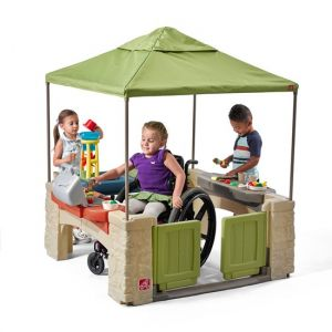 Shop Step2 All-Around Playtime Patio with Canopy