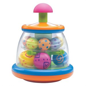 B kids Rollabout Ball Top - Color Land Toys