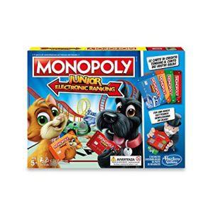 Monopoly Junior Electronic Banking E1842