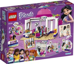 Lego Friends Heart lake City Hair Salon Playset