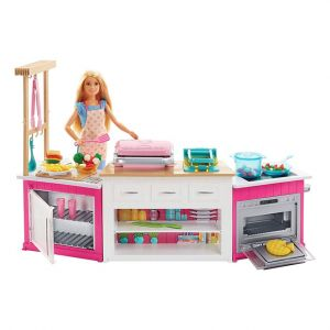 Barbie Ultimate Kitchen Playset Online in UAE