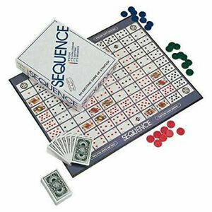 Sequence Board Game 8002