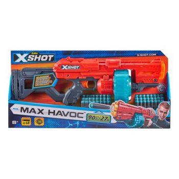 X-Shot Excel Max Havoc 48 Darts 36446