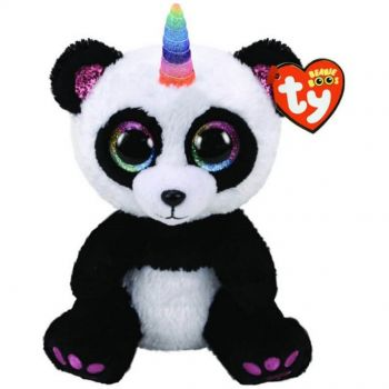 TY Beanie Boos Paris the Unicorn Panda 6inch Online in UAE