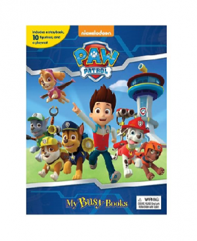 Paw Patrol Themed My Busy Books Online in UAE