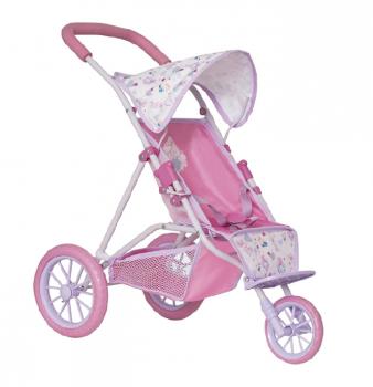 Baby Born Tri Pushchair Stroller