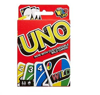UNO Classic Clipstrip Card Game BGY49