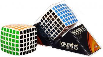 V-Cube 6 x 6 x 6 Pillow Design