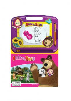 Masha & The Bear Learning Series