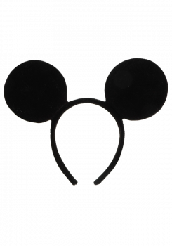 Rubies Mickey Mouse Ears Headband