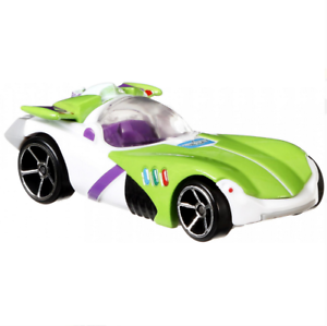Hot Wheels Disney Pixar Toy Story 4 Buzz Character Car Online in UAE