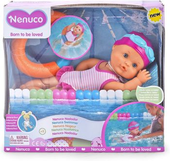 Nenuco Doll Real Tears