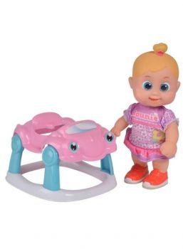 Baby Maziuna Bounie and Her Car