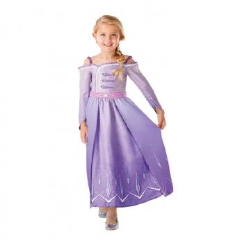 Rubies Disney Frozen 2 Prologue Elsa Dress