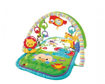 Fisher Price Musical Rainforest Activity Gym 3 in 1
