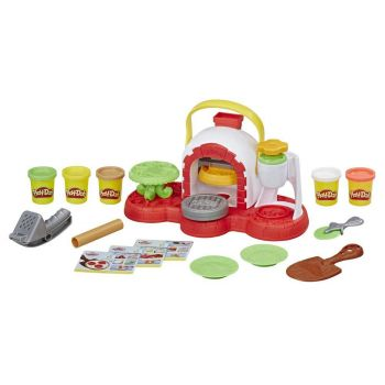 Play Doh Kitchen Creations Spin N Top Pizza Play Set E4576
