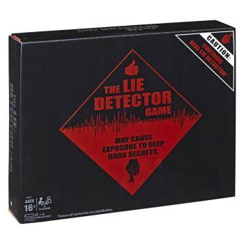 Hasbro The Lie Detector Game E4641 