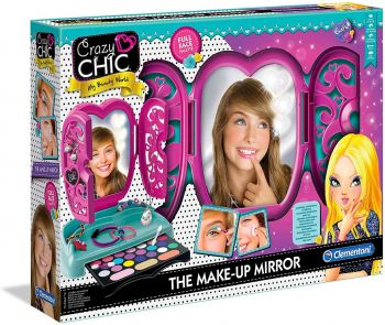 Clementoni Crazy Chic The Make Up Mirror Online in UAE