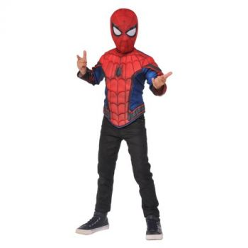 Rubies Spider-Man Homecoming Muscle Chest Shirt - G361936