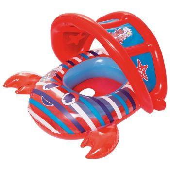 Bestway Inflatable Crab Baby Boat 86X66 cm 34109