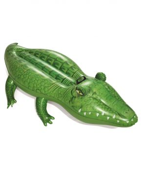 Bestway Inflatable Crocodile Rider 41010