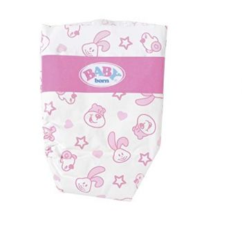 Baby Born Doll Nappies 5 pack Online in UAE