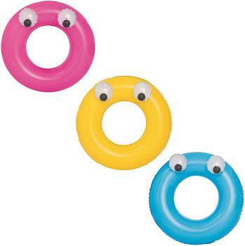 Bestway Big Eyes Floating Ring 91cm 36119