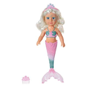 Zapf Creation Pop BABY born Little Sister Mermaid - Online in Dubai Abu Dhabi