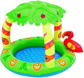 Bestway Friendly Jungle Baby Play Pool 52179