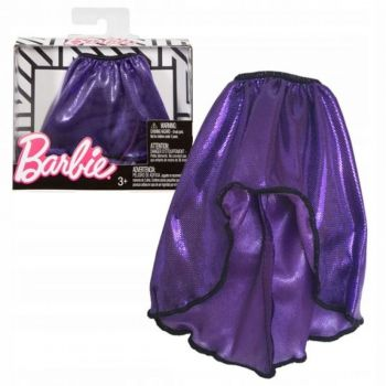 Barbie Doll Bottoms Fashion Pack Purple Sparkle Skirt