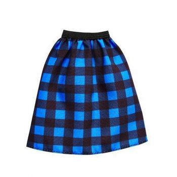 Barbie Fashions Jean Skirt Blue
