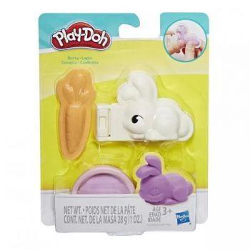 Play-Doh Hasbro Mini Pet Tools Kit Bunny