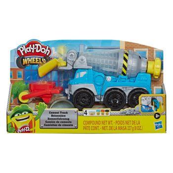 Play Doh Wheels Cement Truck E6891