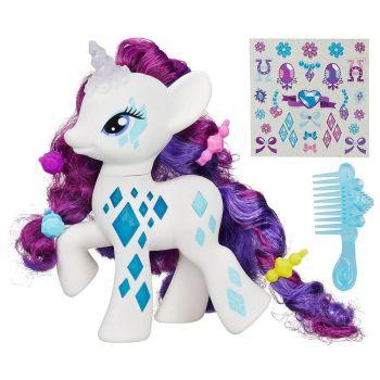 My Little Pony Cutie Mark Magic Glamour Glow Rarity B0367