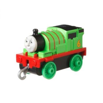 Thomas & Friends Trackmaster Push Along Percy